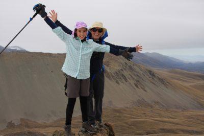 mountain high - trek for kids challenge - prescience technology