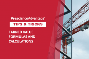 EARNED VALUE FORMULAS AND CALCULATIONS – PRIMAVERA TIPS AND TRICKS