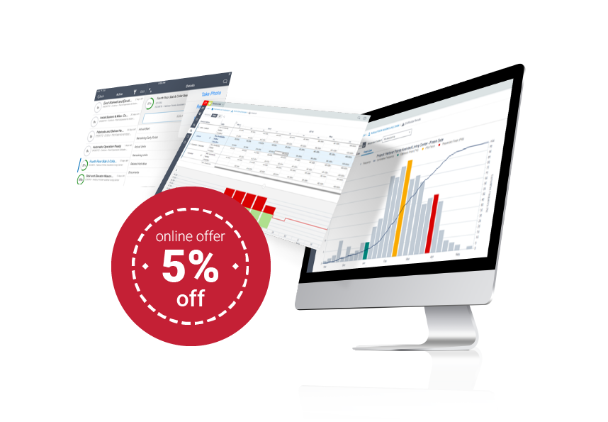 5% off Software Promo